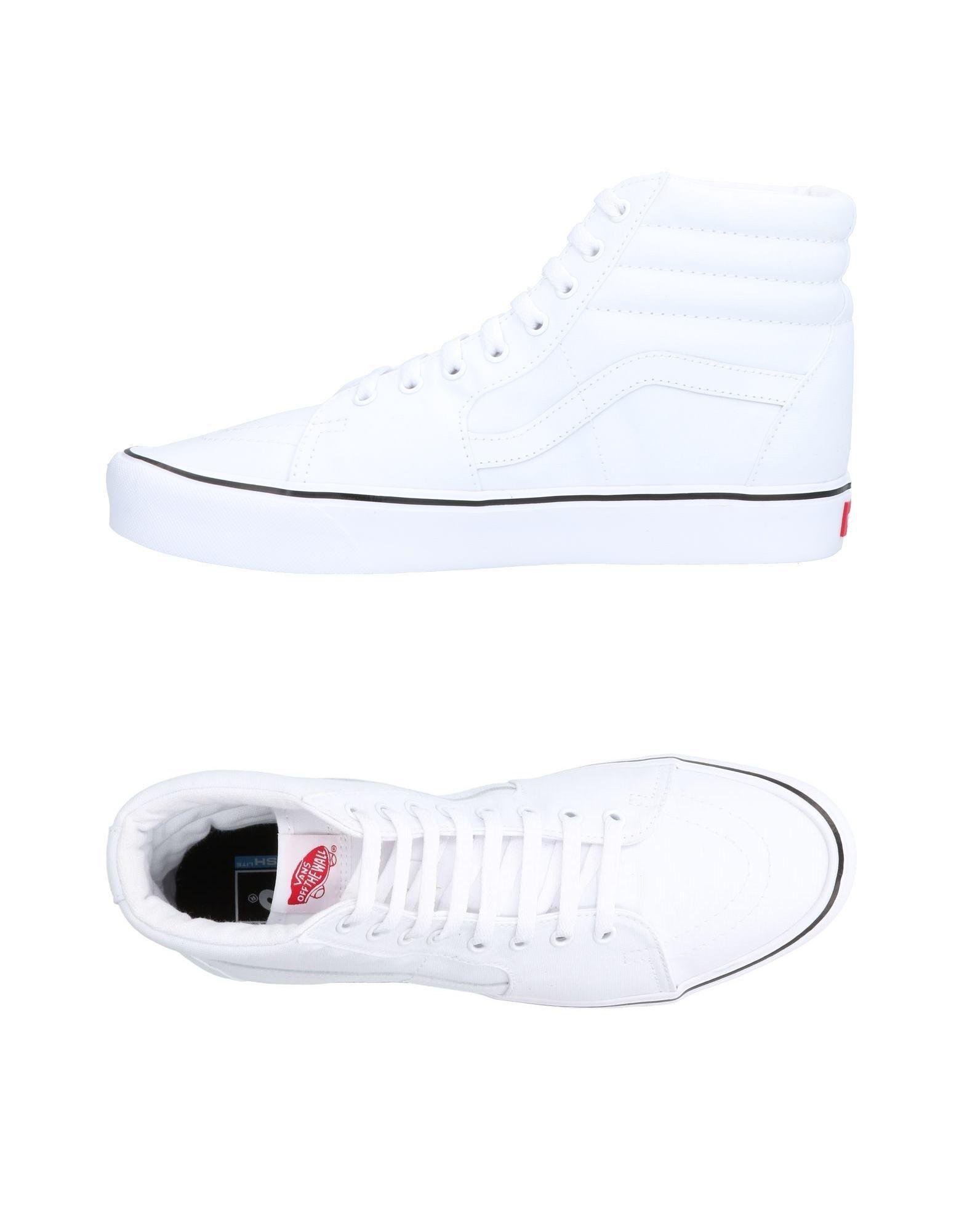 VANS Высокие кеды и кроссовки vans высокие кеды и кроссовки