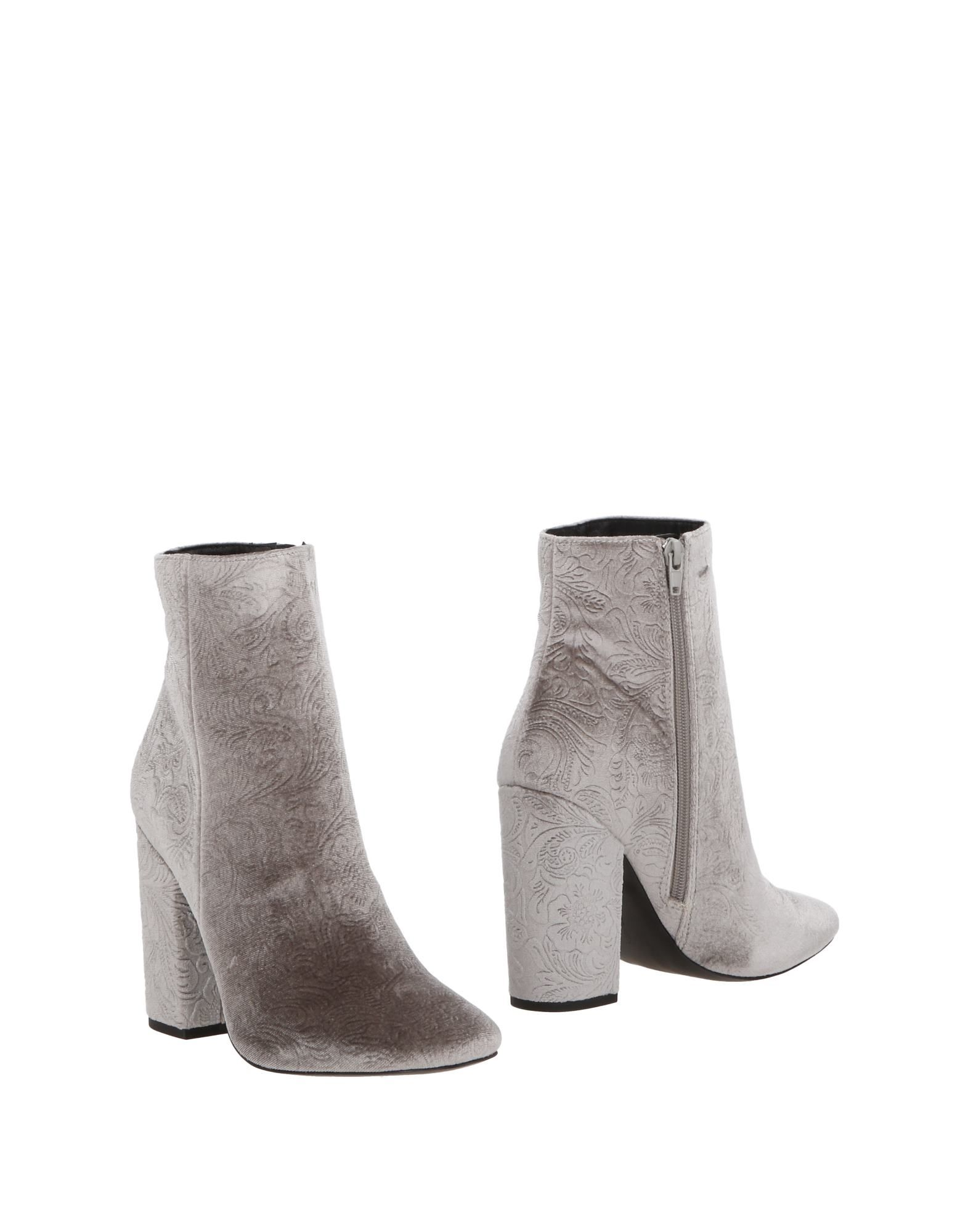WINDSOR SMITH Ankle Boots in Grey