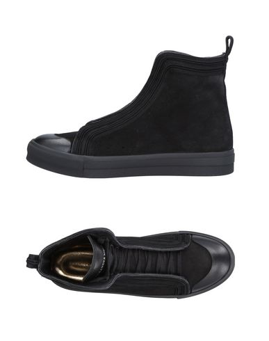zapatillas ALEXANDER MCQUEEN Sneakers abotinadas hombre