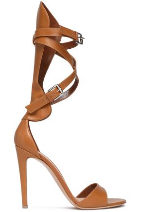 GIANVITO ROSSI Vitalmo Gladiator leather sandals