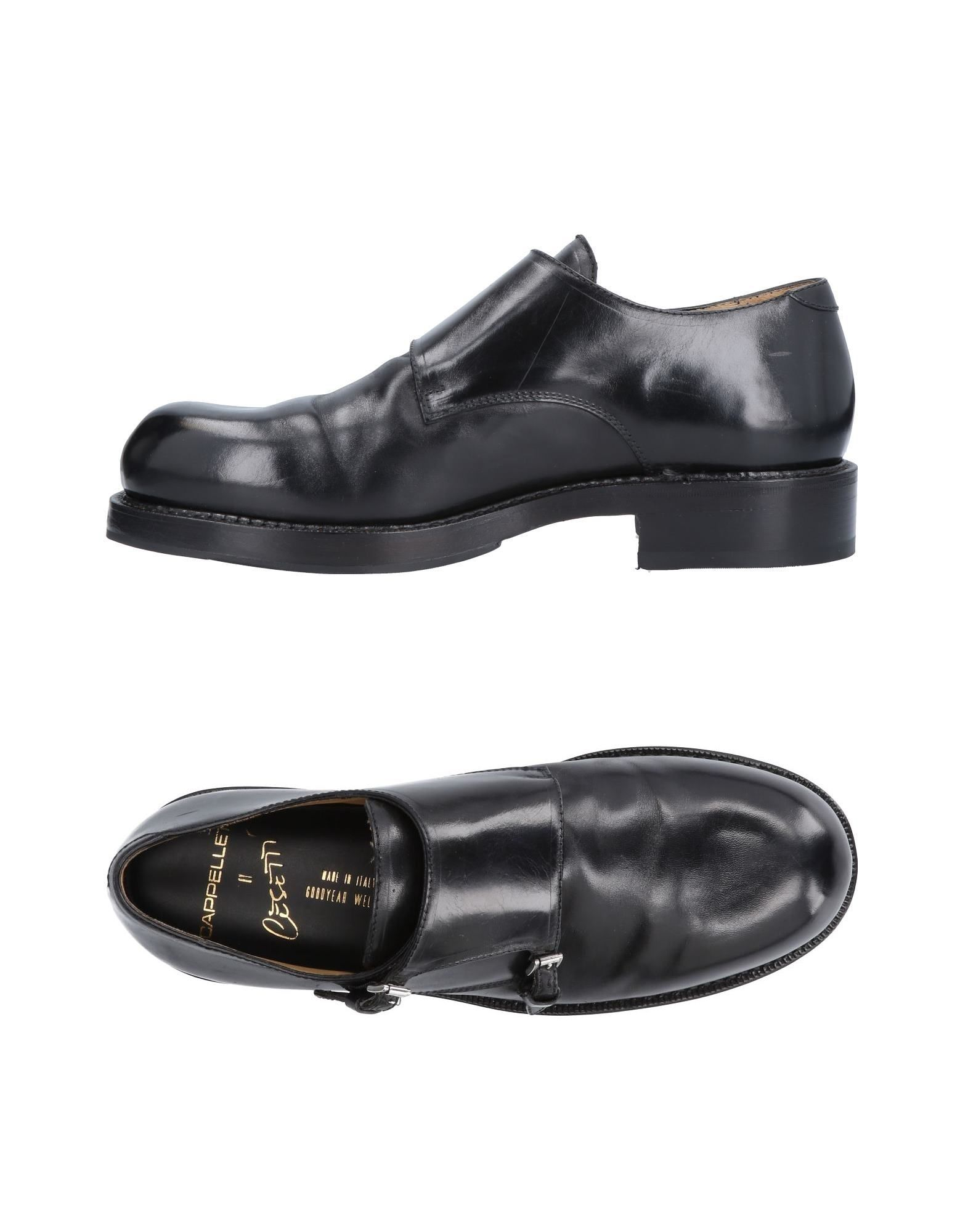 CAPPELLETTI Loafers in Black