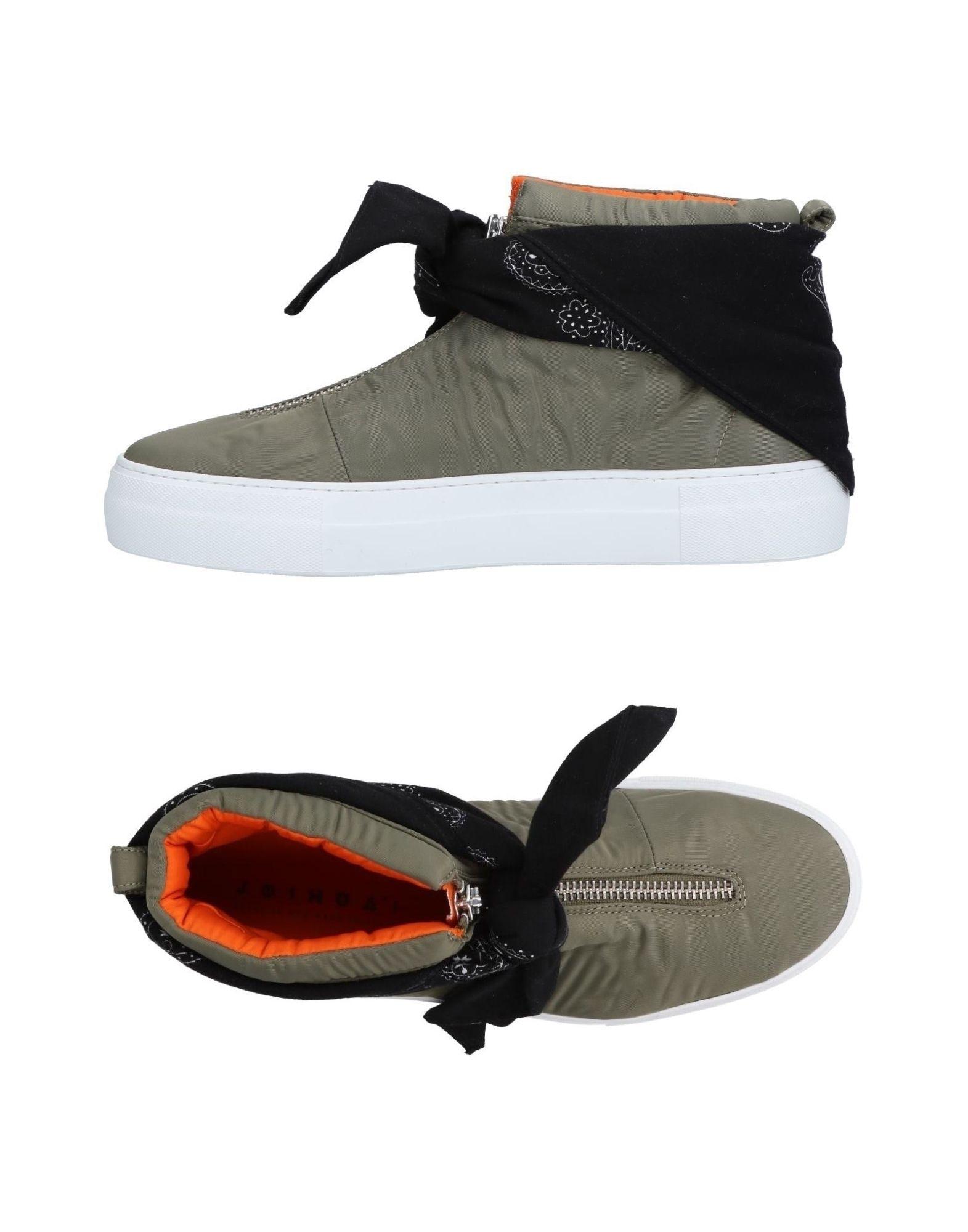 JOSHUA*S Высокие кеды и кроссовки joshua sanders сандалии из денима