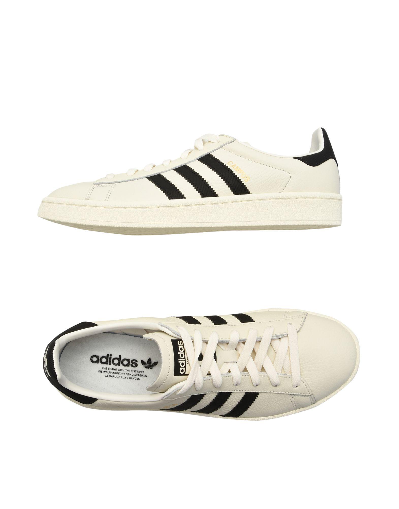 ADIDAS ORIGINALS Низкие кеды и кроссовки adidas замшевые кроссовки campus stitch and turn