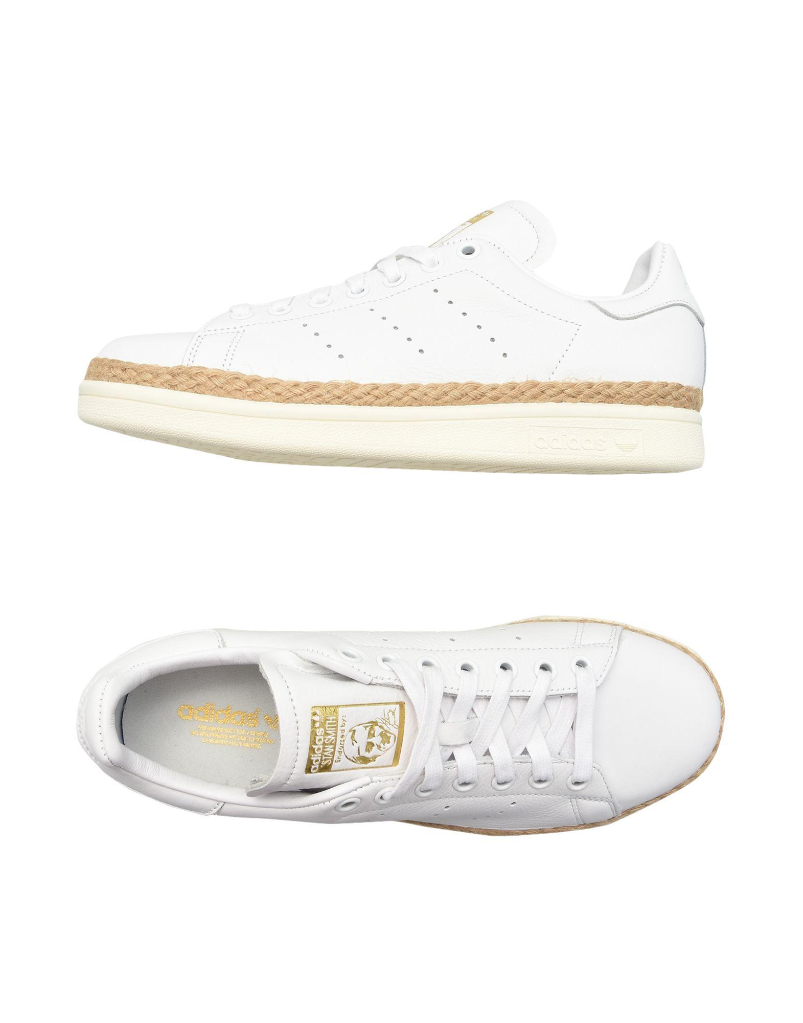ADIDAS ORIGINALS Низкие кеды и кроссовки кеды adidas кеды дет спорт stan smith c