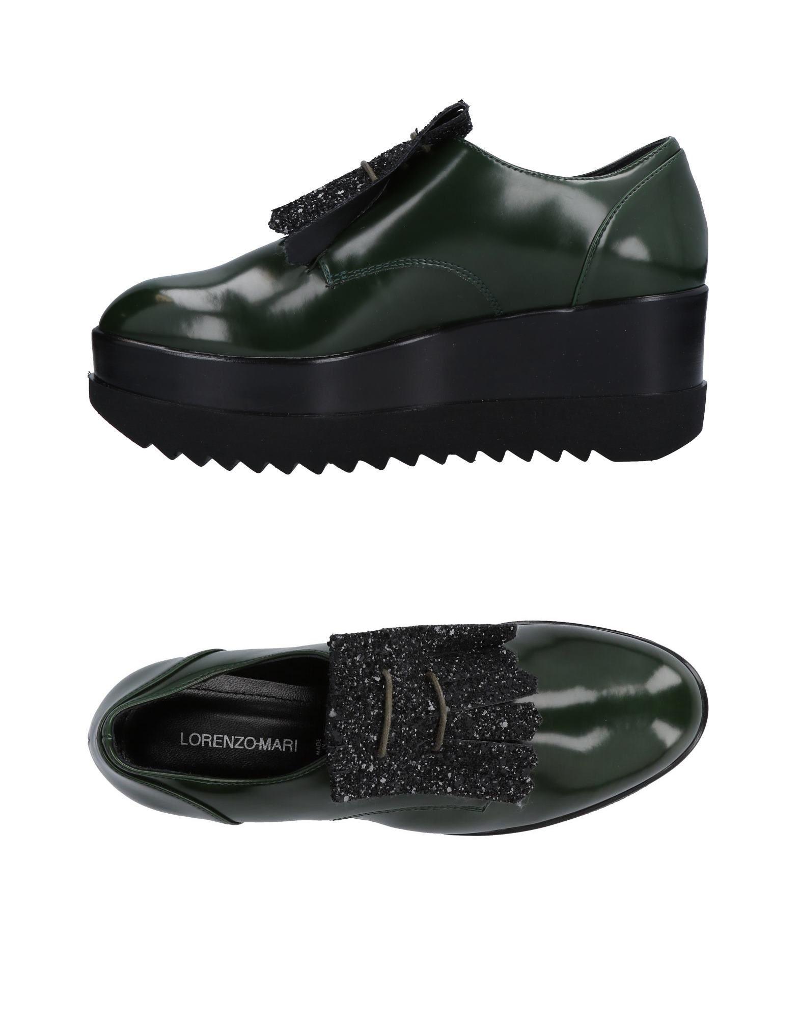 LORENZO MARI Обувь на шнурках lorenzo cassini