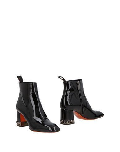 zapatillas SANTONI Botines de ca?a alta mujer