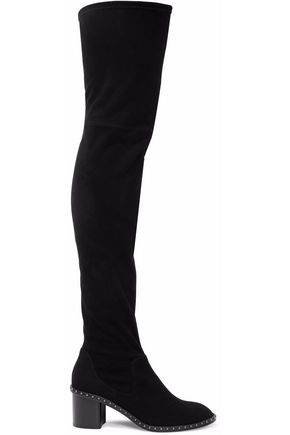 RAG & BONE Rina suede over-the-knee boots