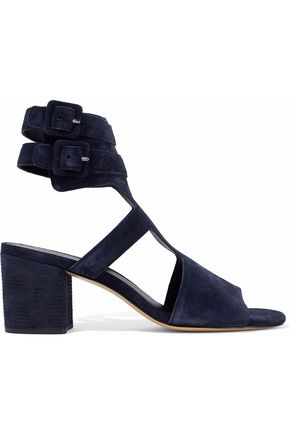 RAG & BONE Madison cutout suede sandals