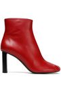 JOSEPH Moulin leather ankle boots