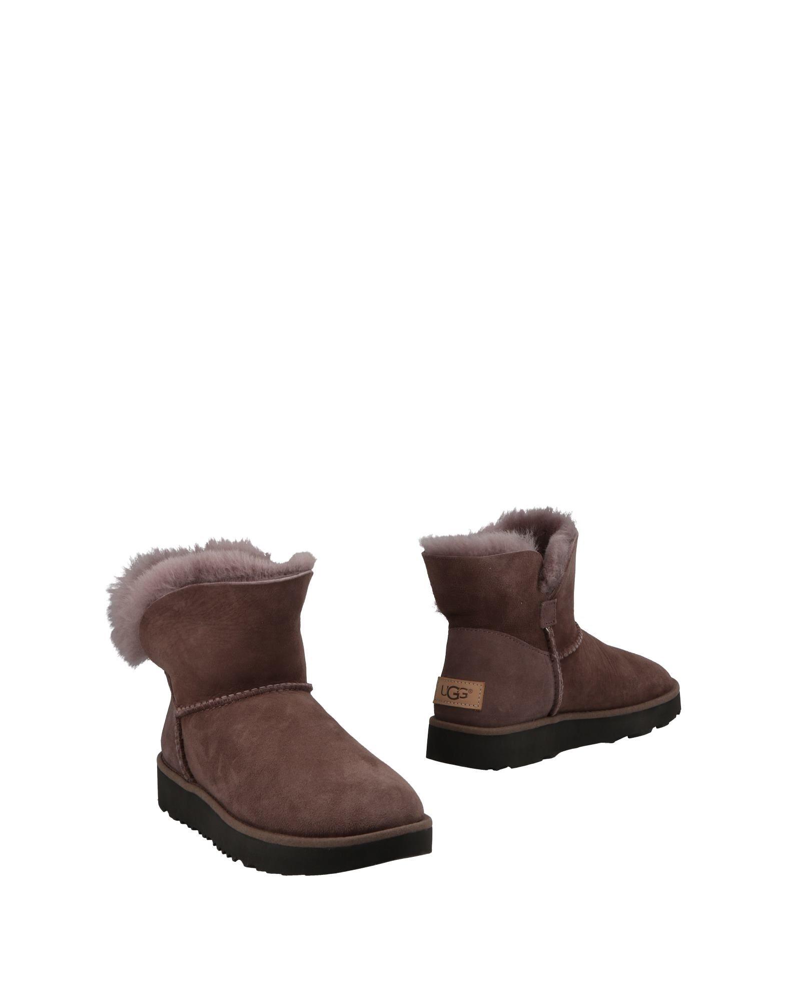 UGG AUSTRALIA Полусапоги и высокие ботинки ugg australia 5803 dhbl