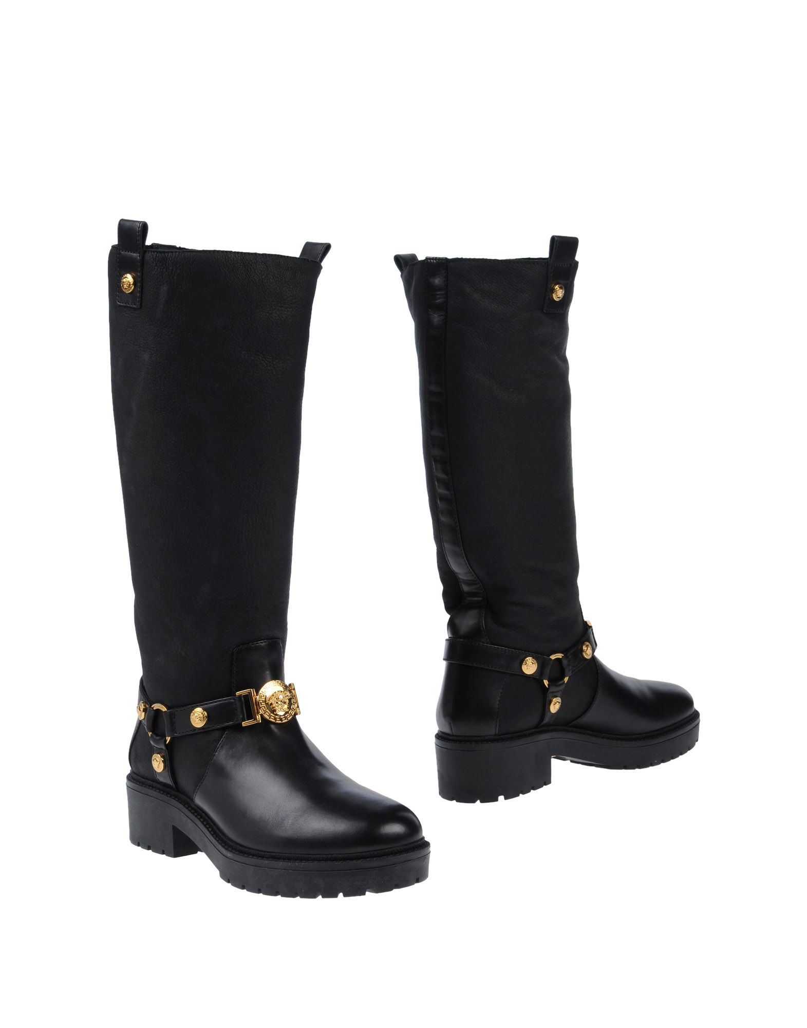 VERSACE COLLECTION Сапоги сапоги id collection id collection id384amwwk85