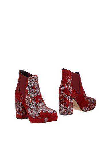 zapatillas ROSE A POIS Botines de ca?a alta mujer