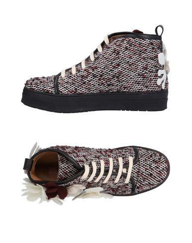 zapatillas ROSE A POIS Sneakers abotinadas mujer