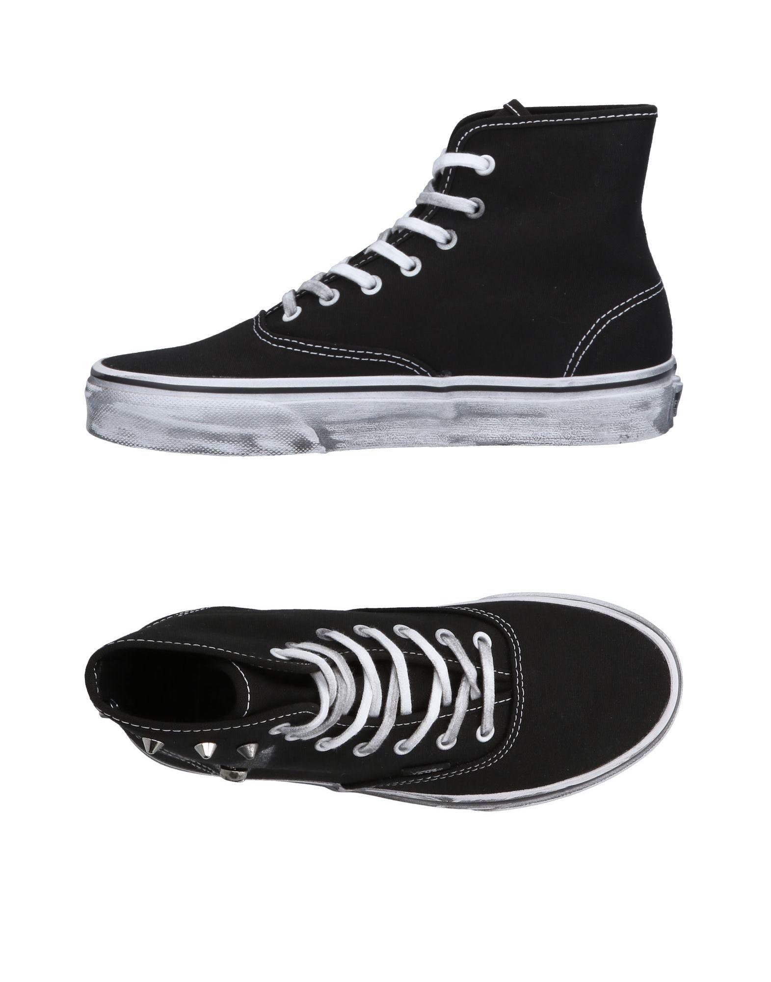 VANS Высокие кеды  кроссовки