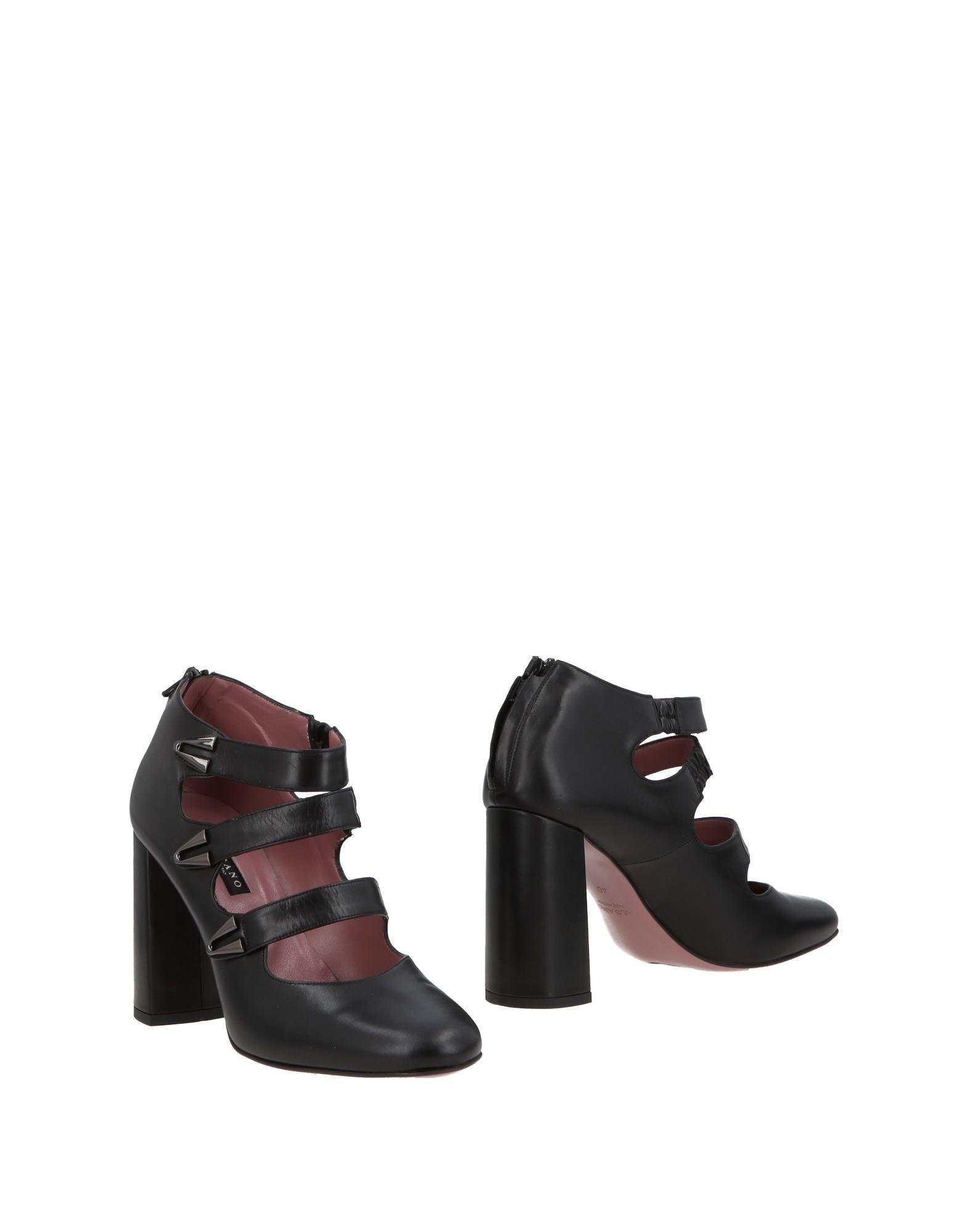 ALBANO Ботинки ботинки из кожи 26 39