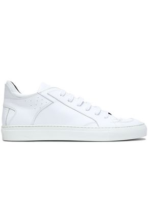 MM6 by MAISON MARGIELA Leather sneakers