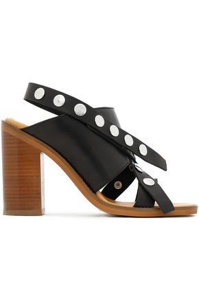 MM6 by MAISON MARGIELA Studded leather sandals