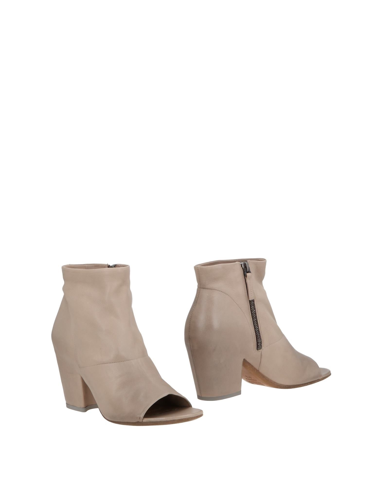 SETTIMA Ankle Boot in Beige