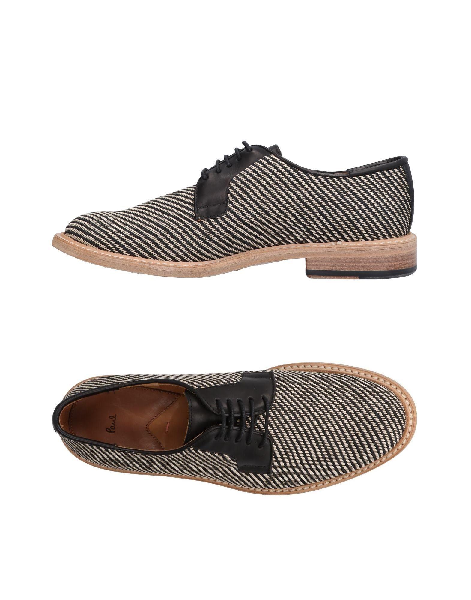 PAUL SMITH Обувь на шнурках