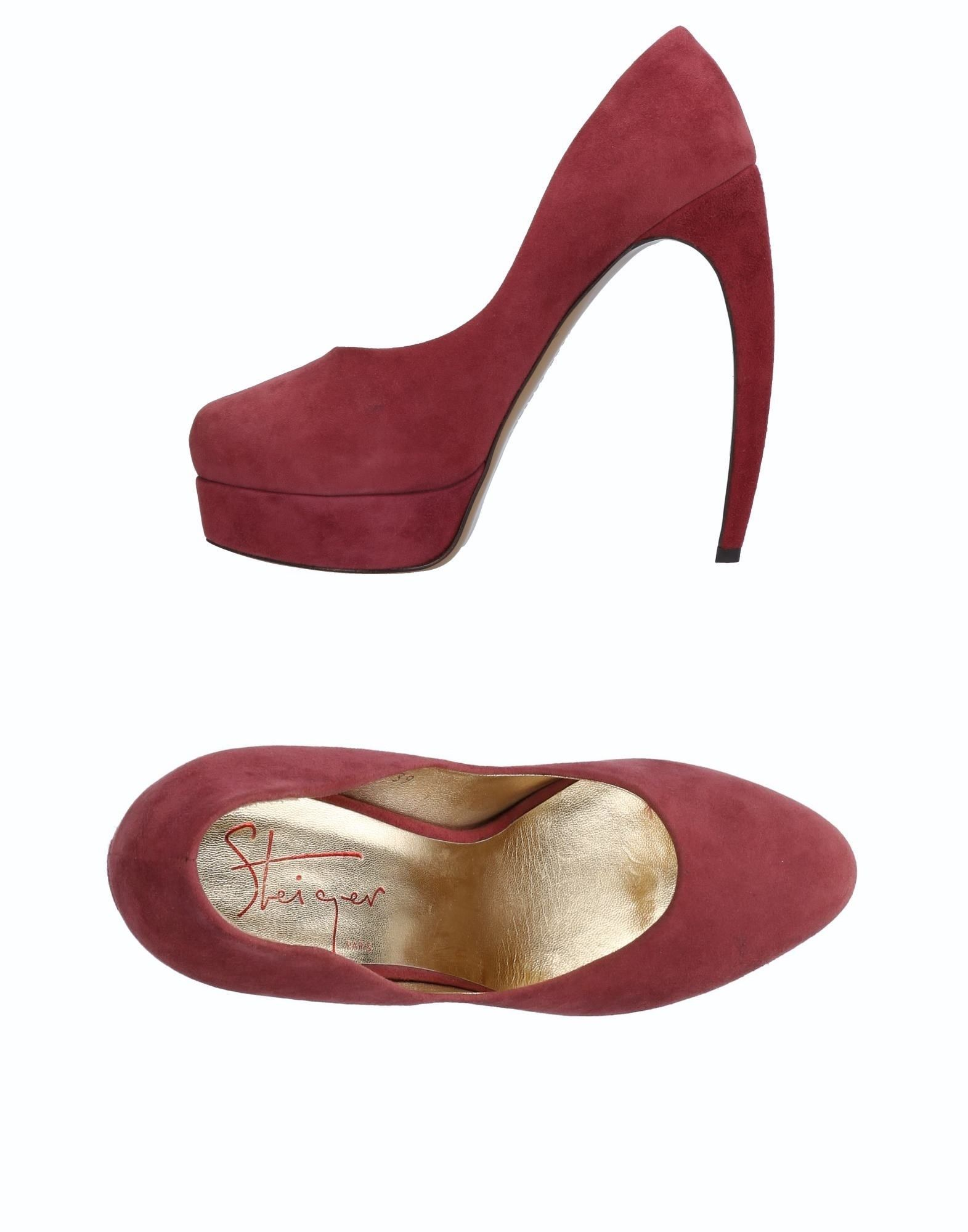 WALTER STEIGER Туфли цены онлайн