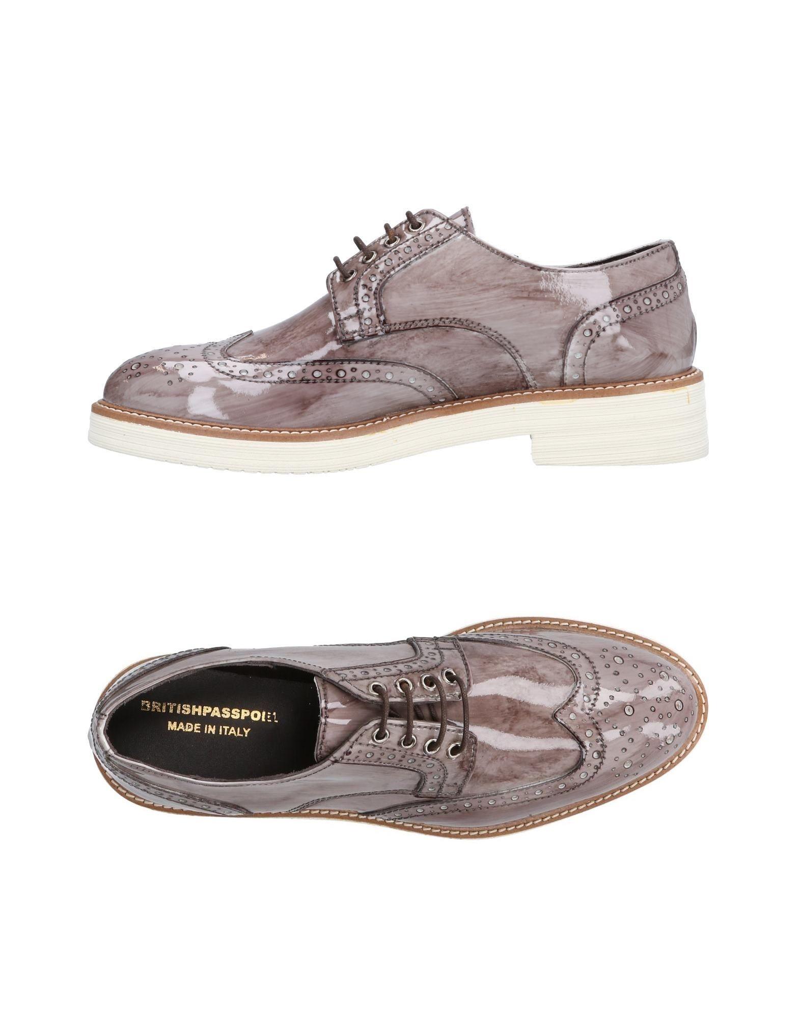 BRITISH PASSPORT® Обувь на шнурках