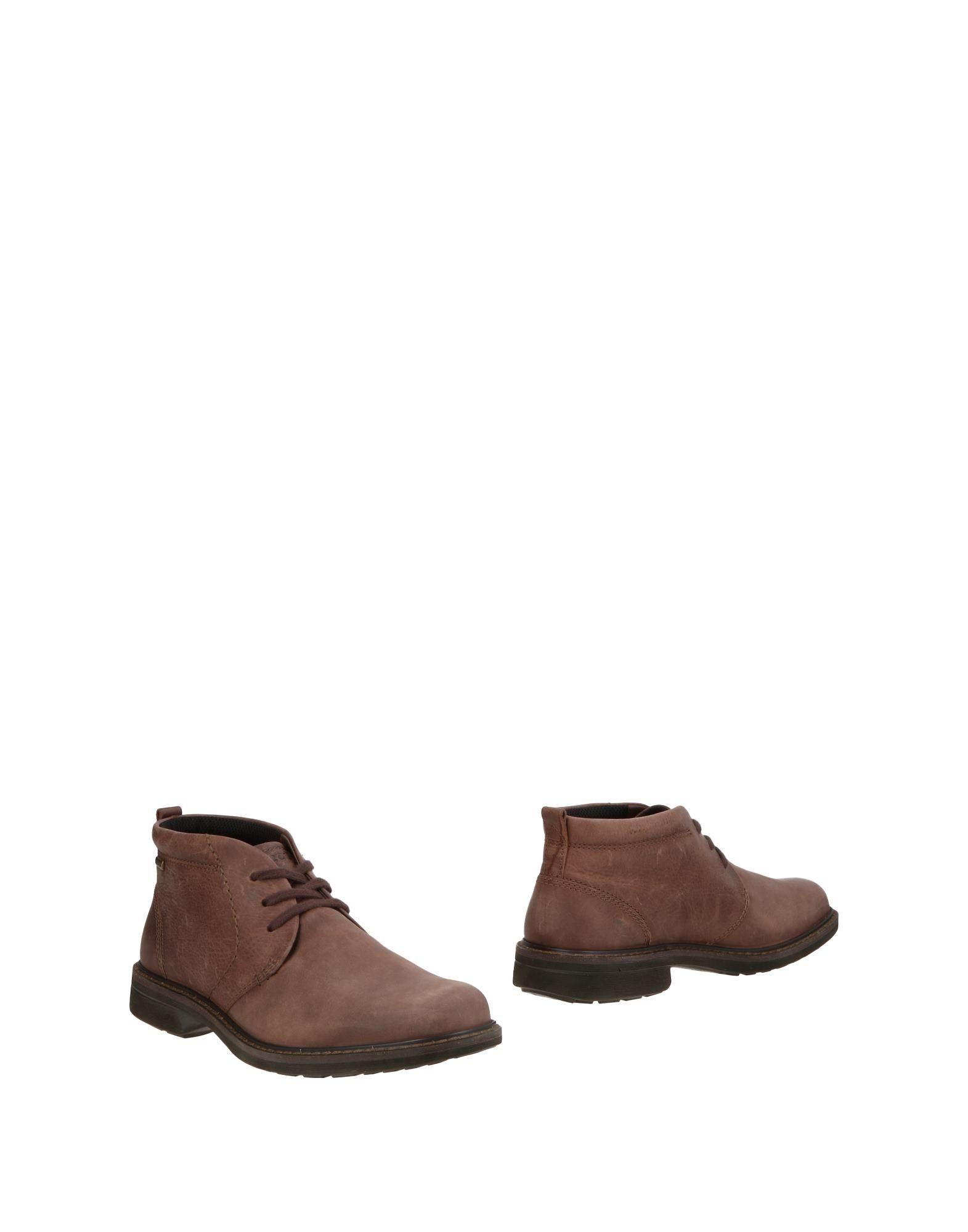 ECCO® Полусапоги и высокие ботинки полусапоги adel ecco ecco mp002xw00j58