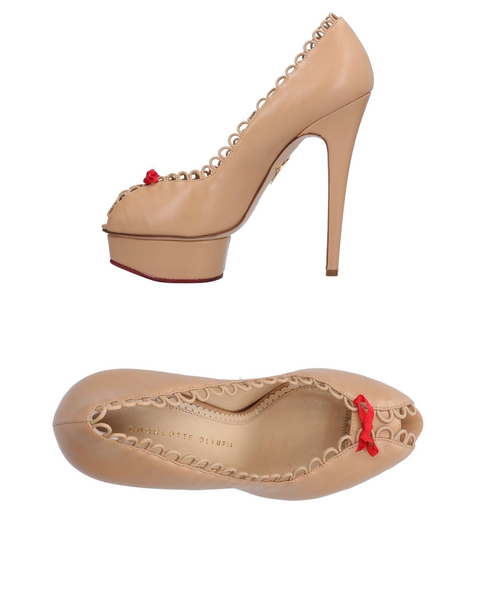 купить CHARLOTTE OLYMPIA Туфли по цене 23150 рублей