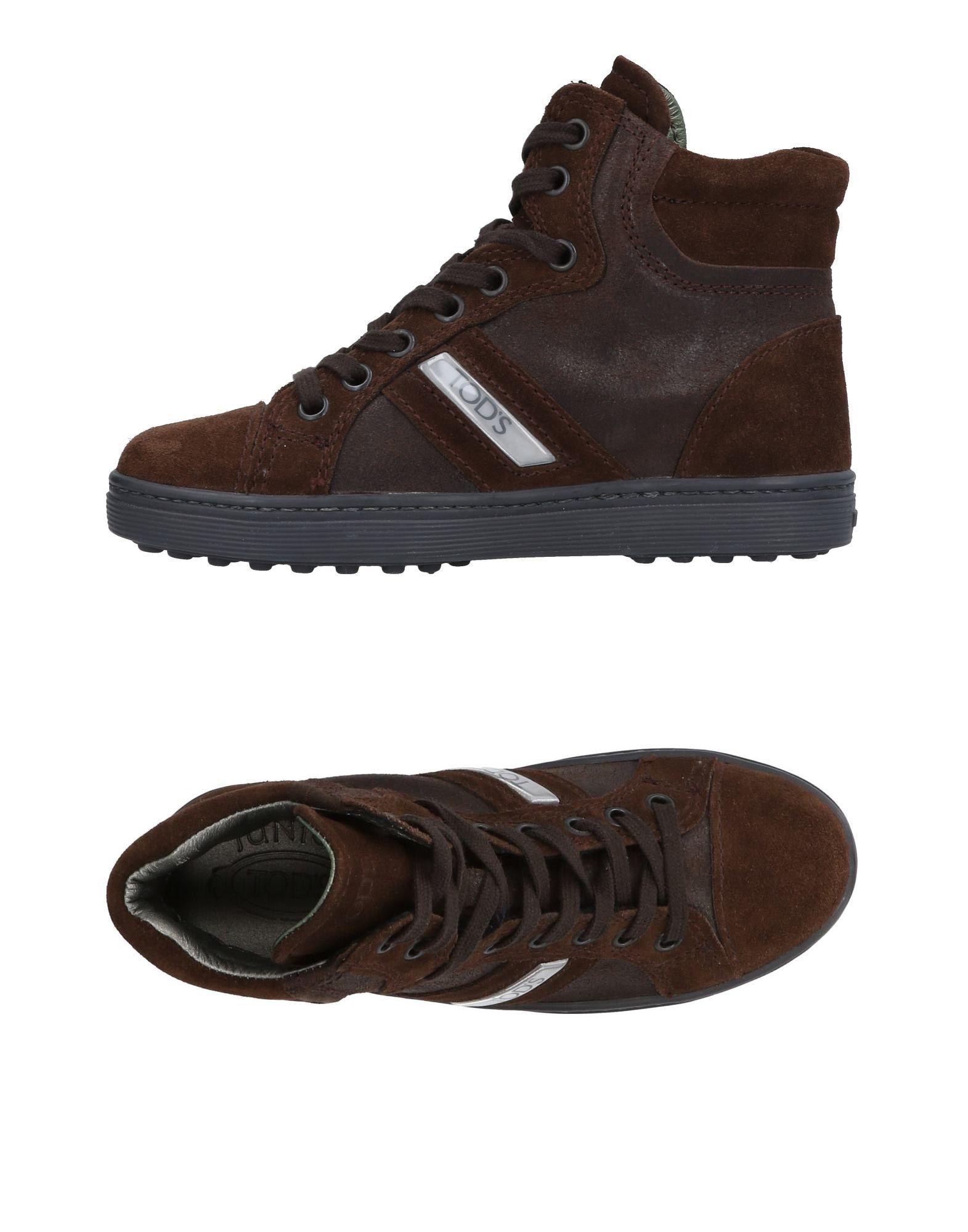 ea744c1ec62 TOD'S JUNIOR ΠΑΠΟΥΤΣΙΑ Χαμηλά sneakers, Παιδικά sneakers, ΠΑΙΔΙ ...