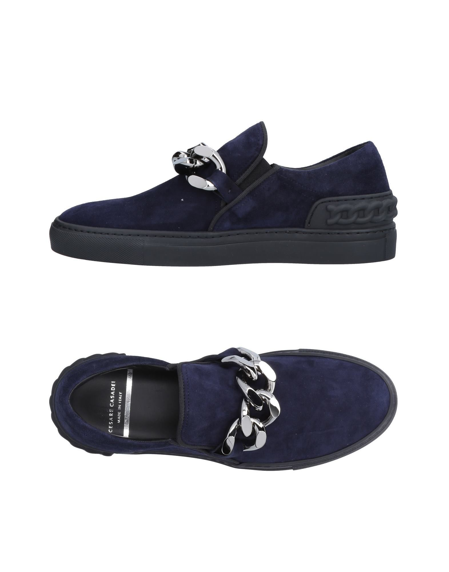 CESARE CASADEI Sneakers in Dark Blue