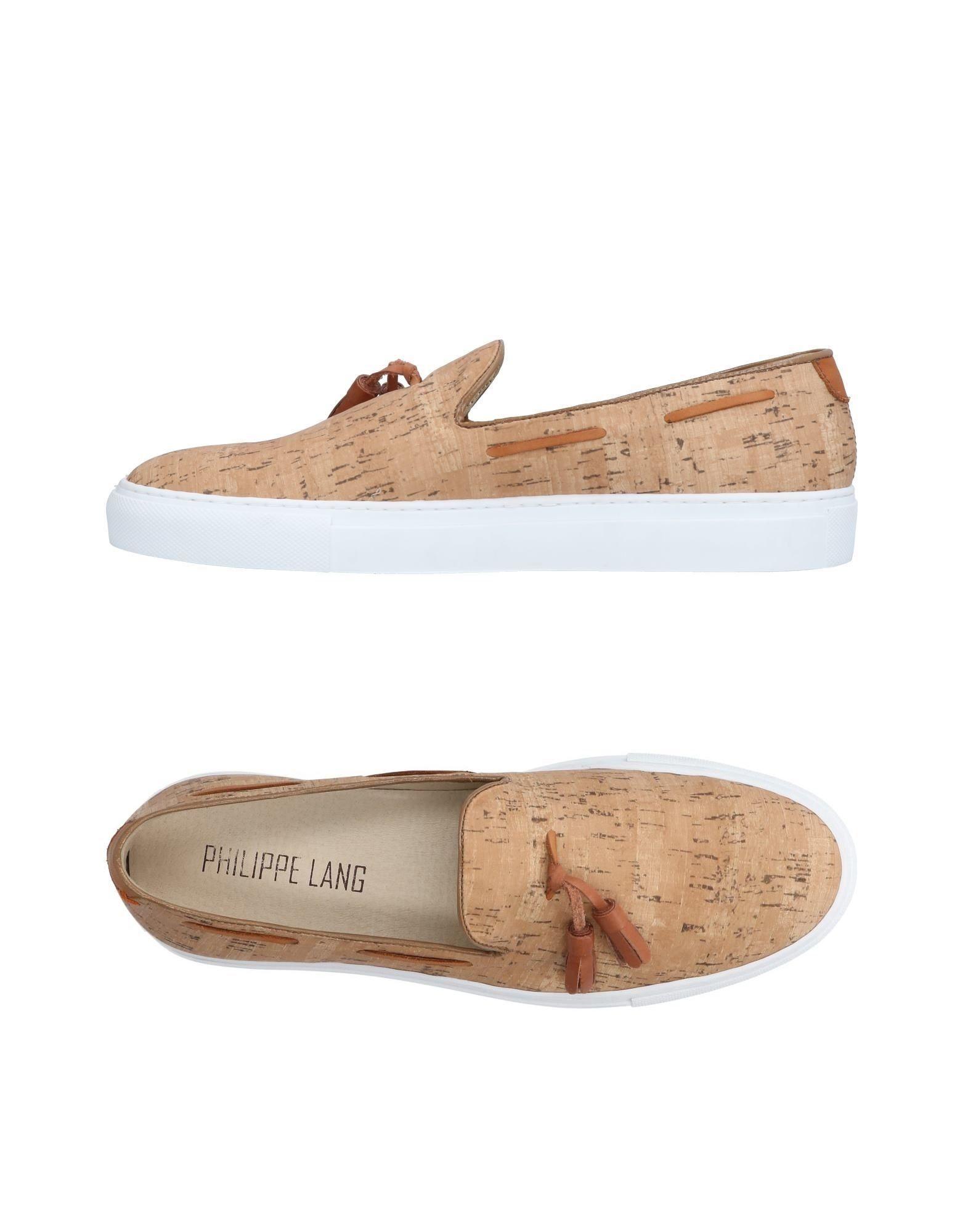 PHILIPPE LANG Мокасины philippe lang