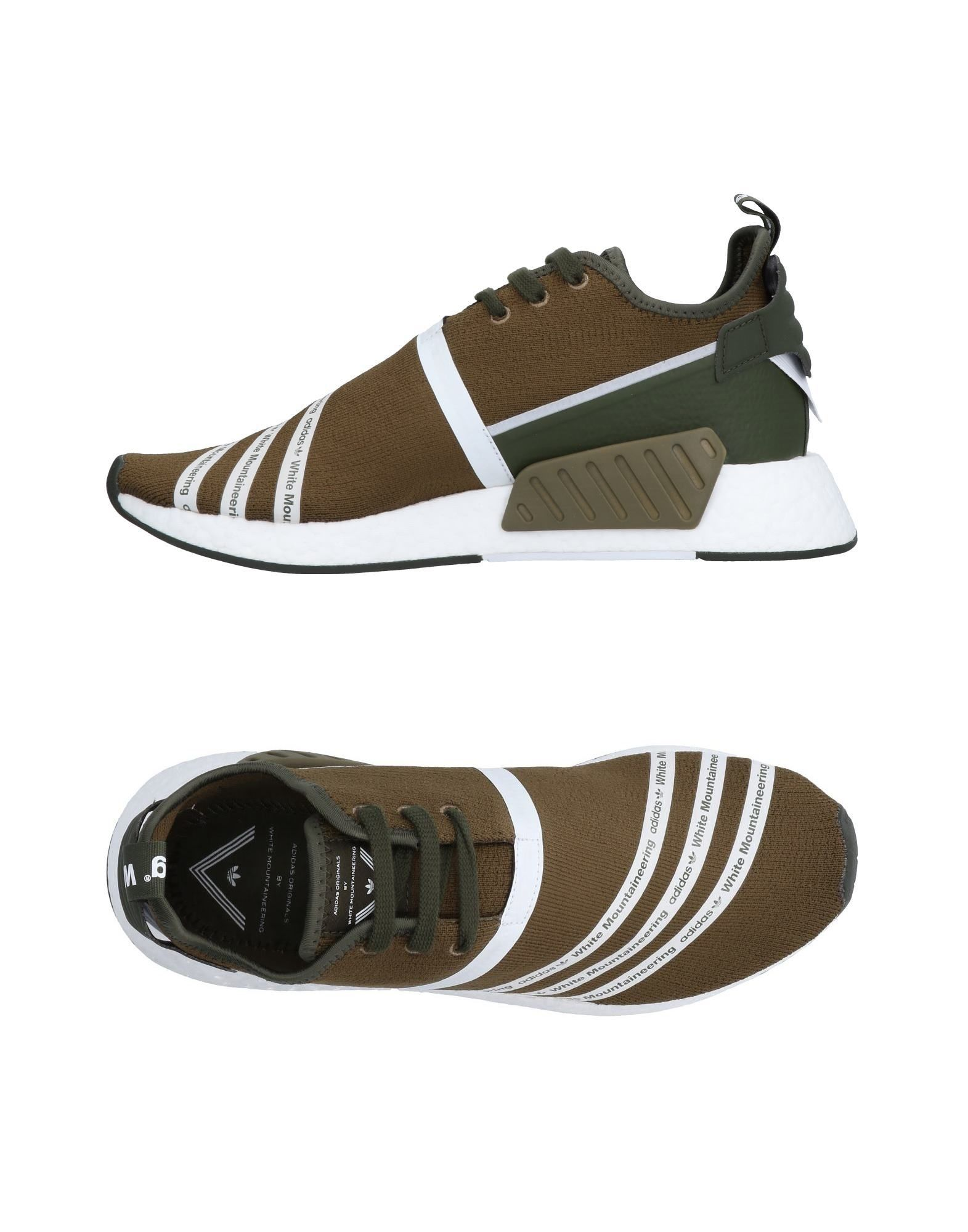 ADIDAS ORIGINALS by WHITE MOUNTAINEERING Низкие кеды и кроссовки adidas originals by jeremy scott низкие кеды и кроссовки