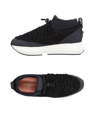 zapatillas ALEXANDER SMITH Sneakers abotinadas mujer