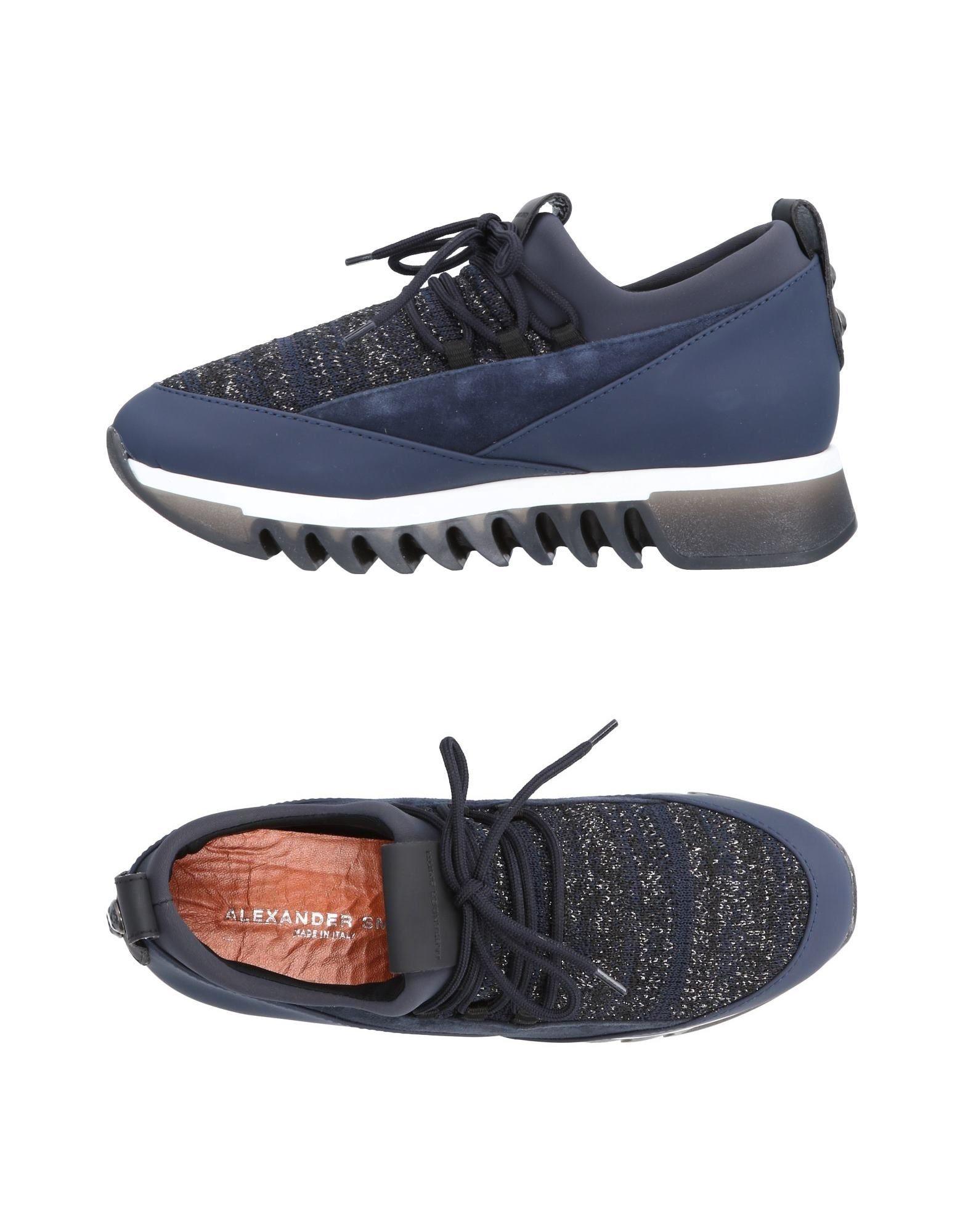 ALEXANDER SMITH Высокие кеды и кроссовки кеды кроссовки высокие dc evan smith hi s black gum