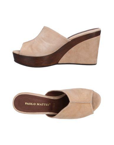 zapatillas PAOLO MATTEI Sandalias mujer