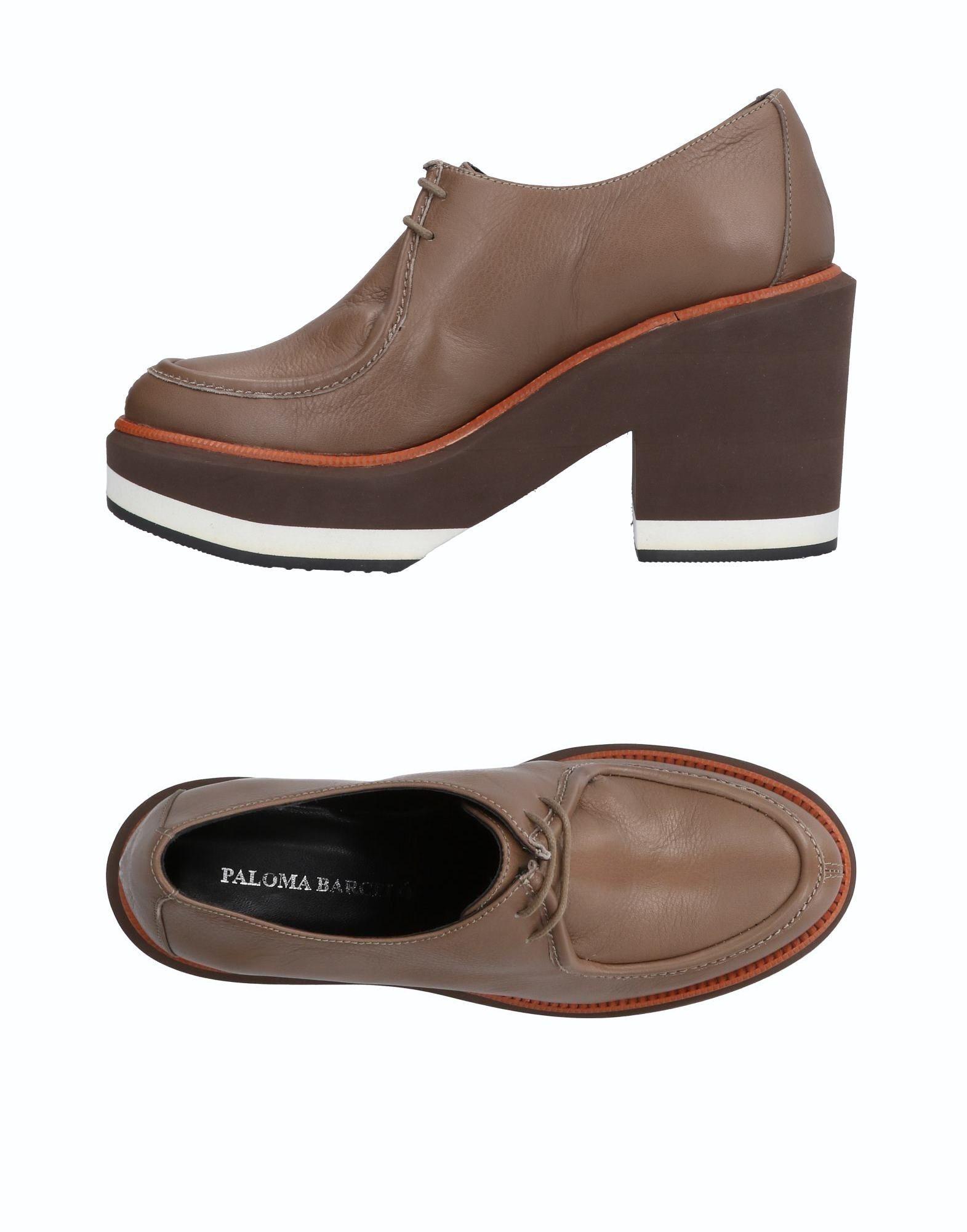 PALOMA BARCELÓ Обувь на шнурках обувь ламода