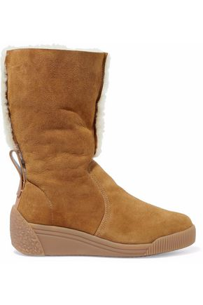 SEE BY CHLOÉ Shearling boots