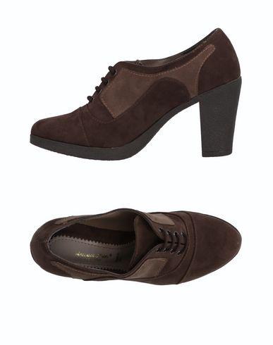 MERCANTE DI FIORI Chaussures à lacets femme