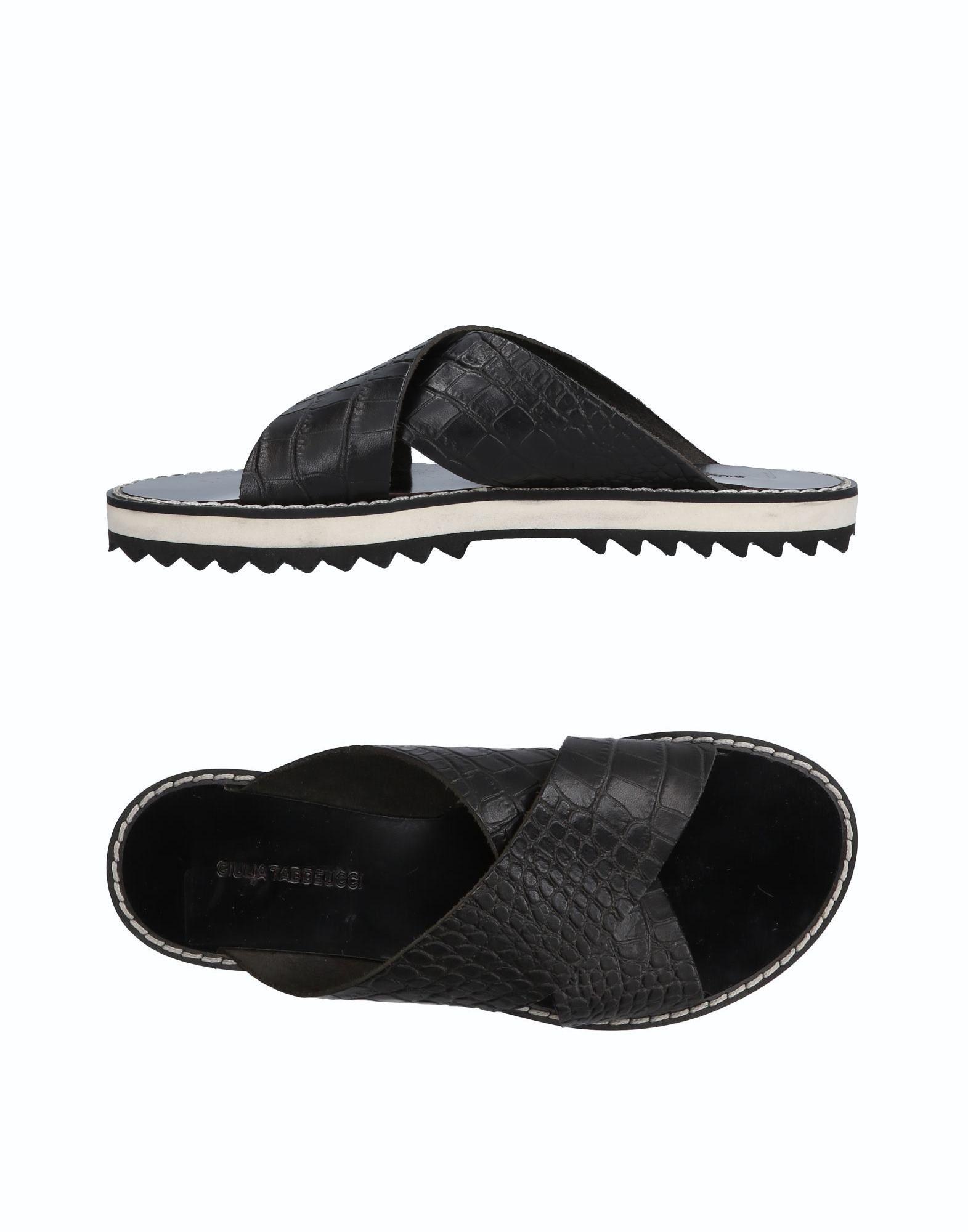 GIULIA TADDEUCCI | GIULIA TADDEUCCI Sandals | Goxip