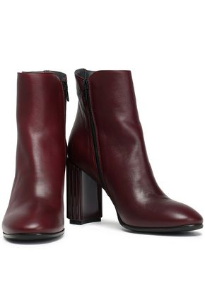 IRIS & INK Kayla leather ankle boots