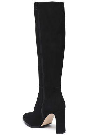 IRIS & INK Vivi suede knee boots