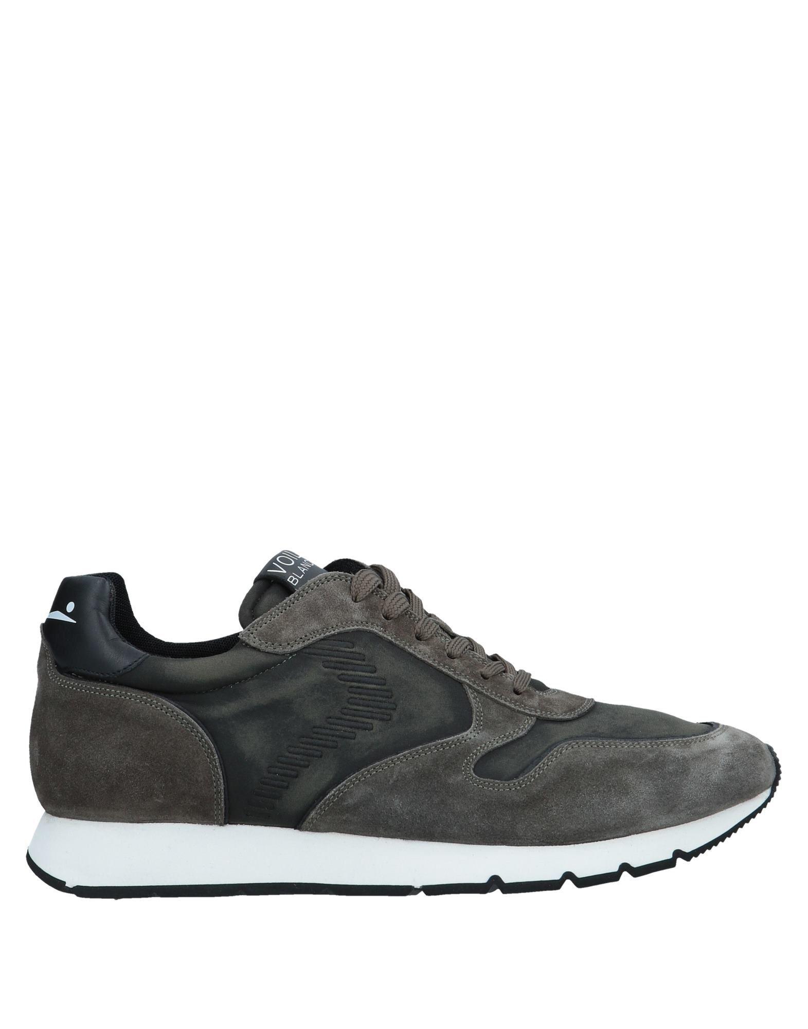 VOILE BLANCHE Sneakers in Dark Green