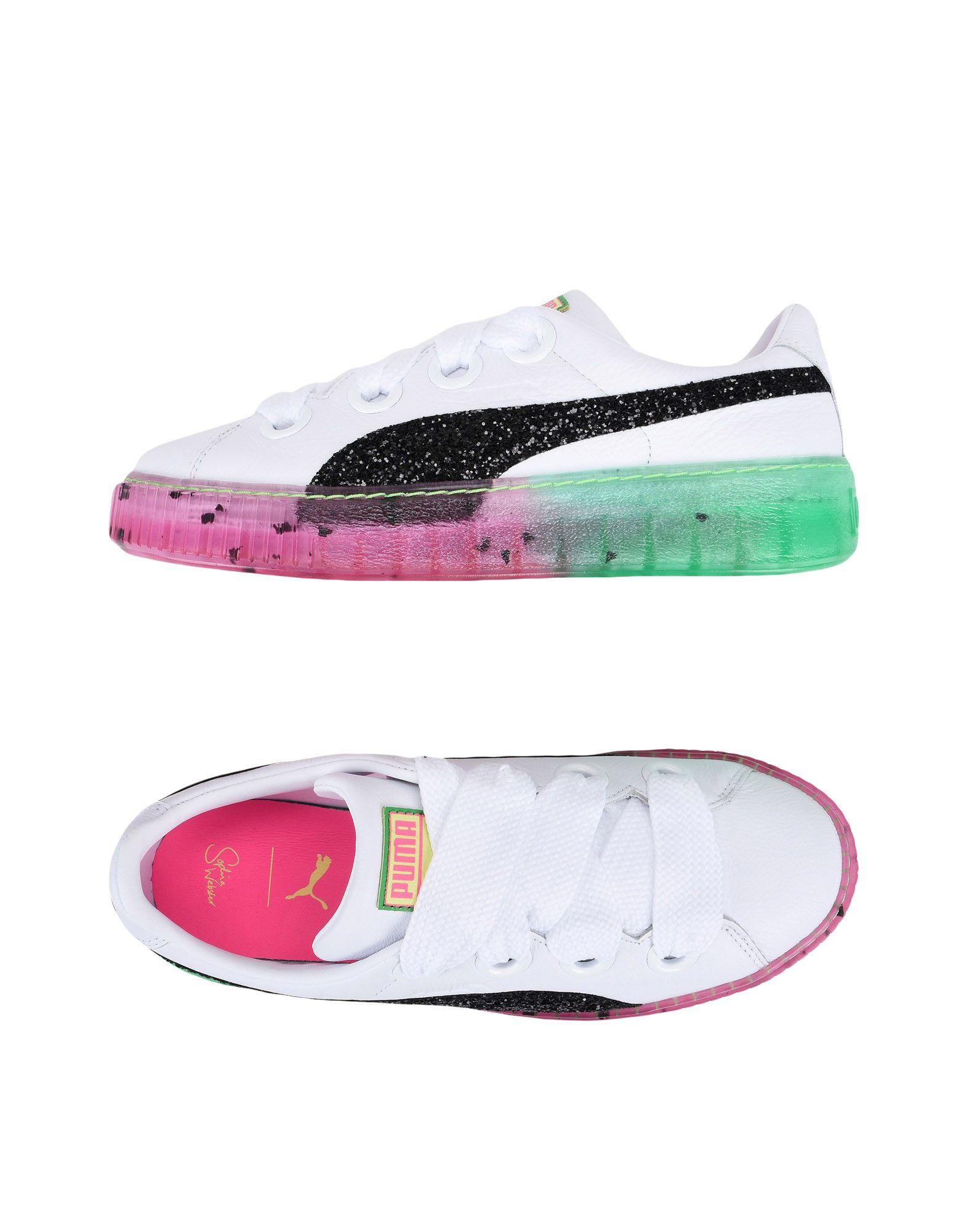 PUMA x SOPHIA WEBSTER Низкие кеды и кроссовки malibu sandals x missoni низкие кеды и кроссовки