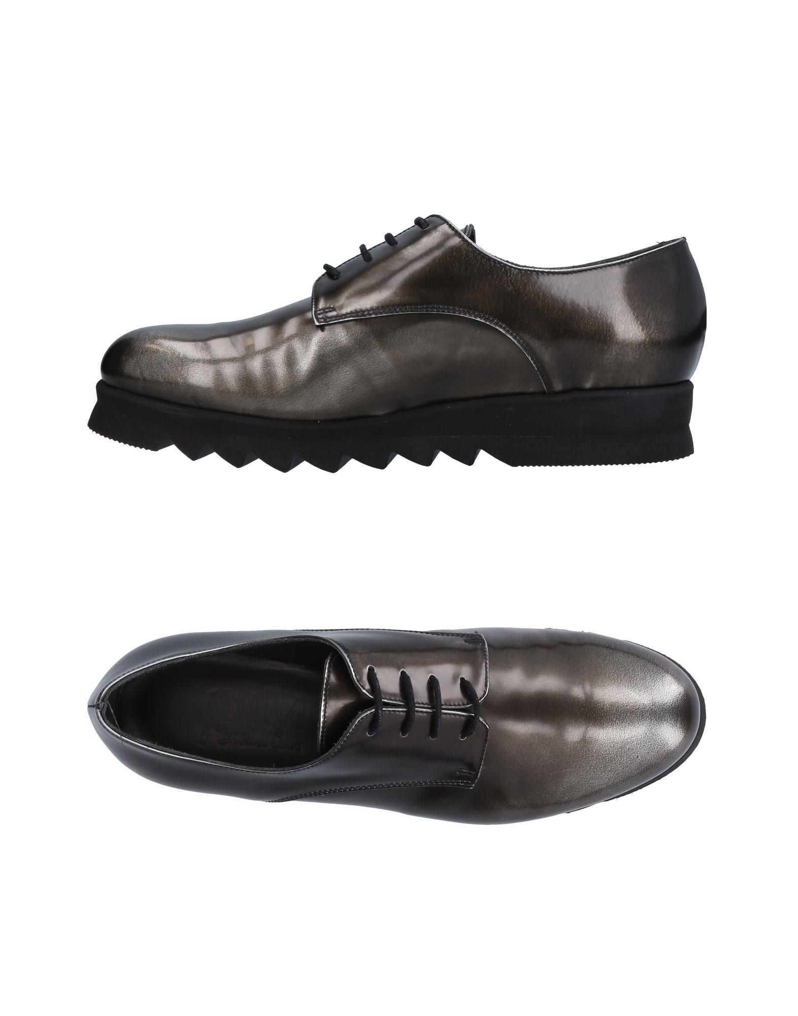 OIM by SILVANA LAURI Обувь на шнурках lauri giant crepe rubber pegboard