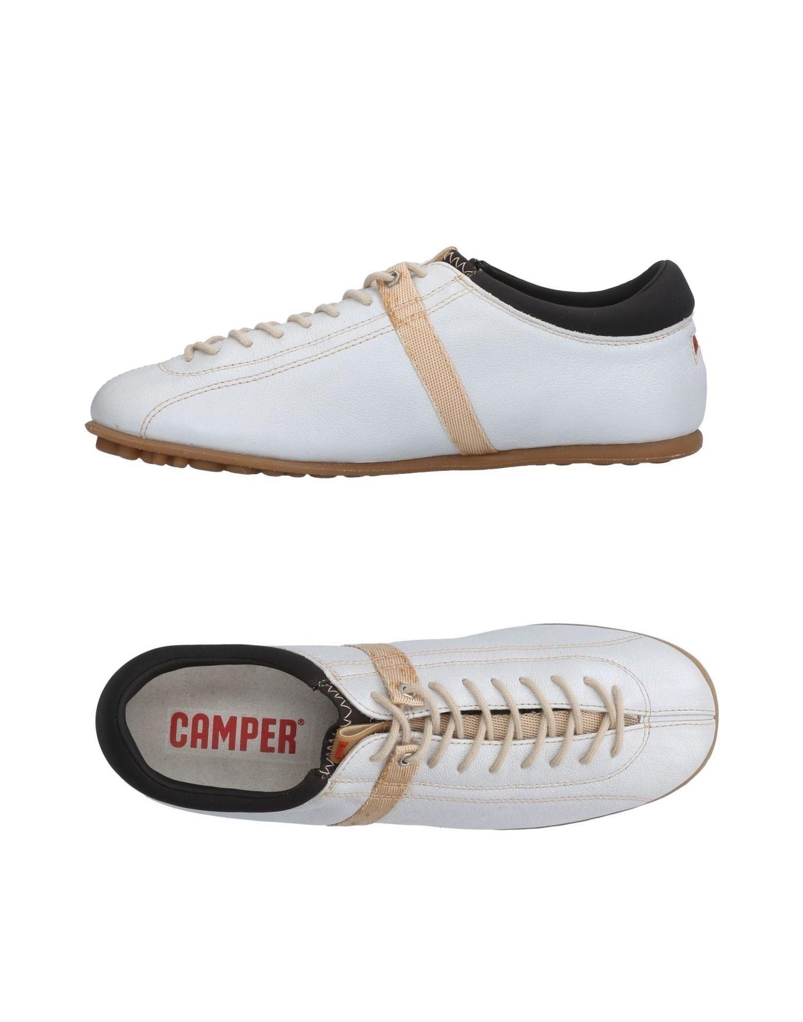 CAMPER Высокие кеды и кроссовки pierre hardy высокие кеды и кроссовки