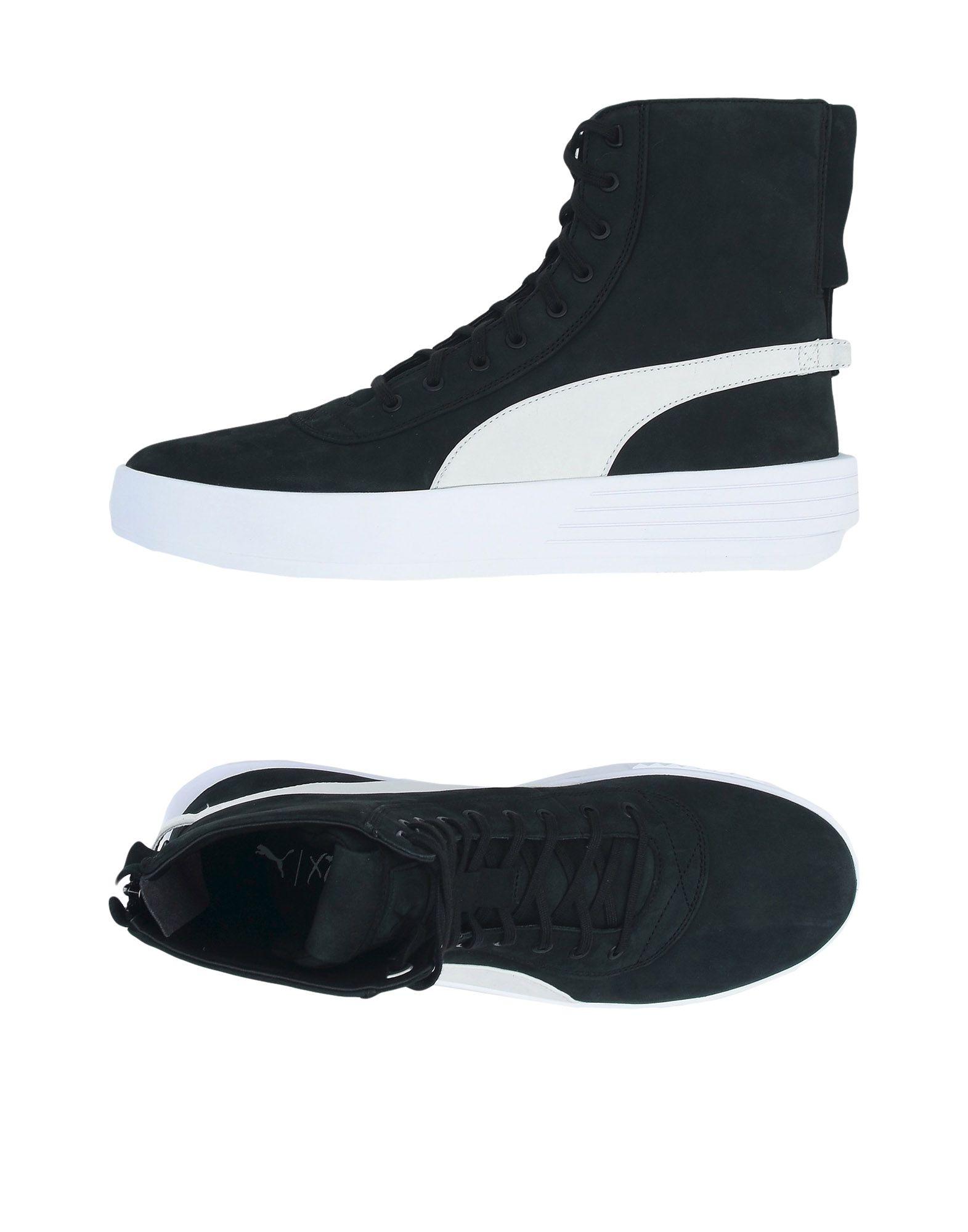 PUMA x XO Высокие кеды и кроссовки puma высокие кеды и кроссовки