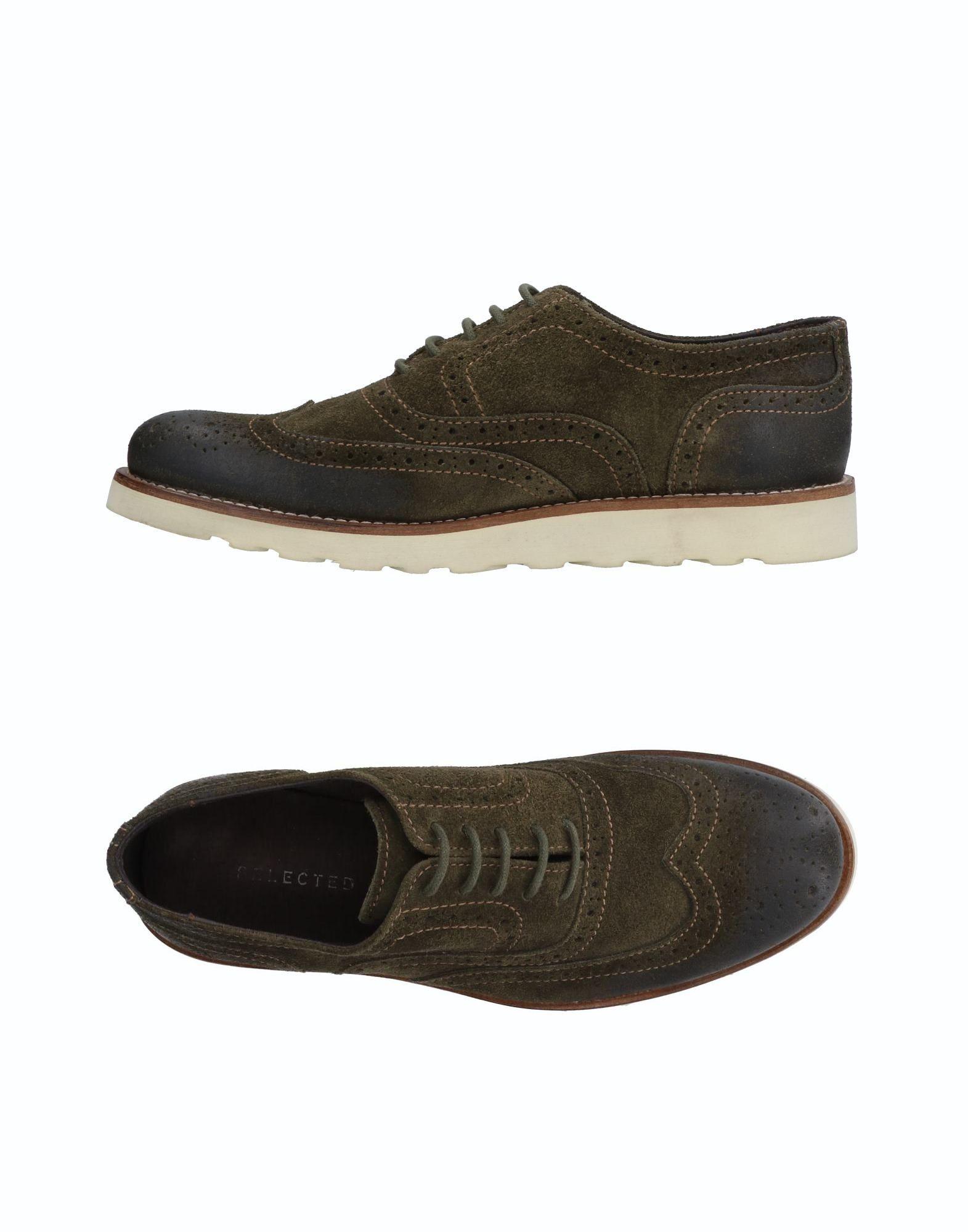 SELECTED Обувь на шнурках selected homme обувь на шнурках