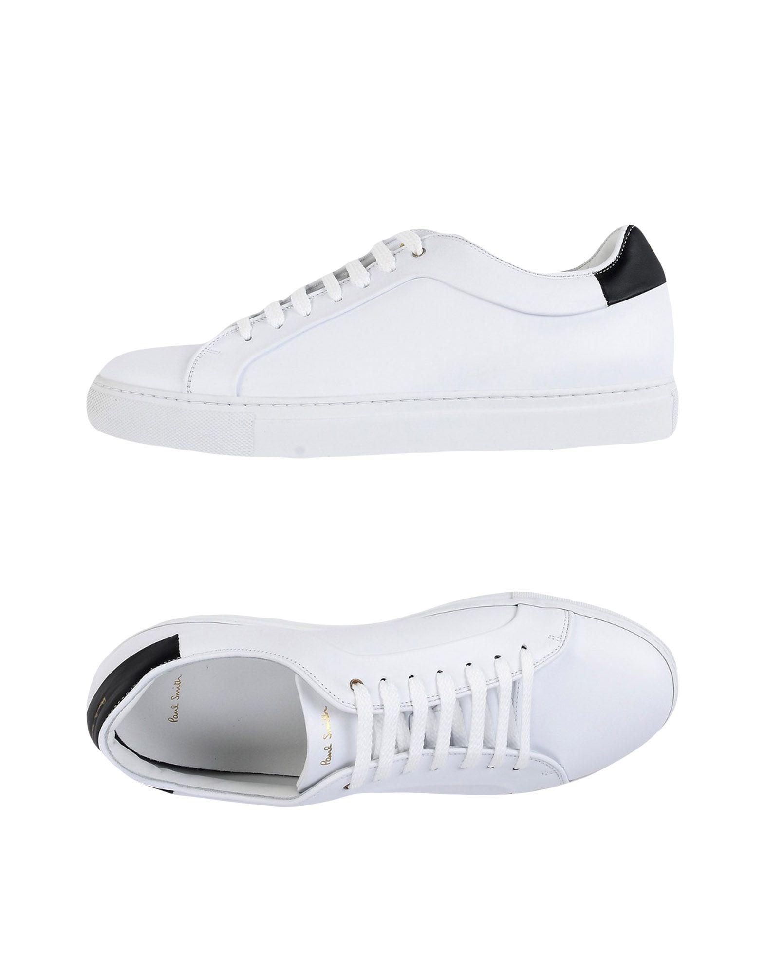 где купить PAUL SMITH Низкие кеды и кроссовки по лучшей цене