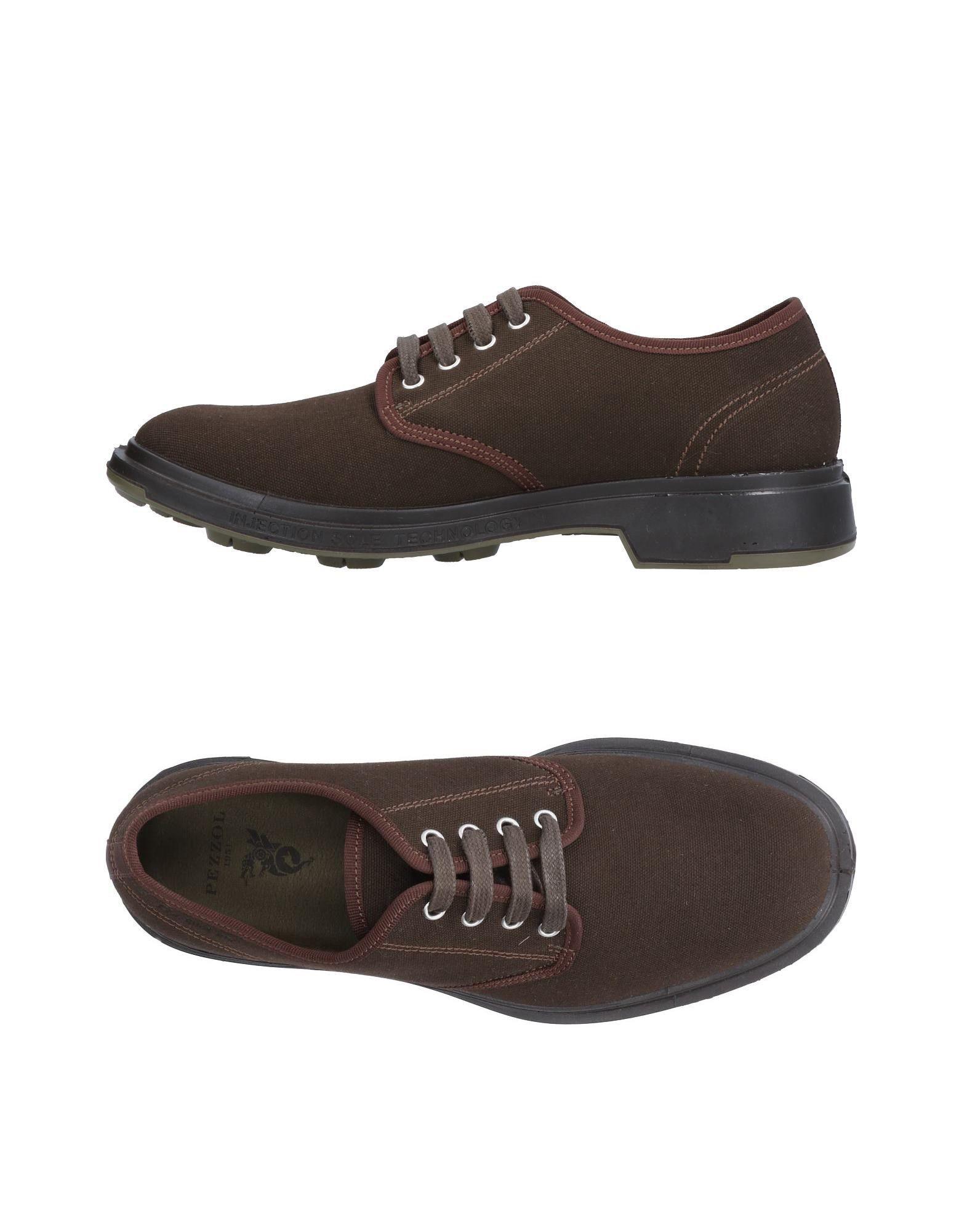 Фото - PEZZOL 1951 Обувь на шнурках обувь на высокой платформе dkny