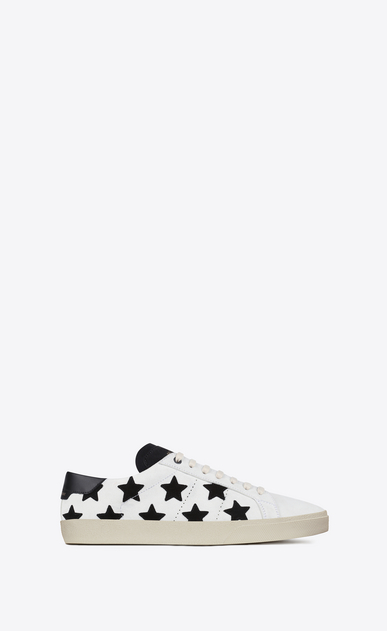SAINT LAURENT Sneakers Man court classic sl/06 california sneaker in leather a_V4