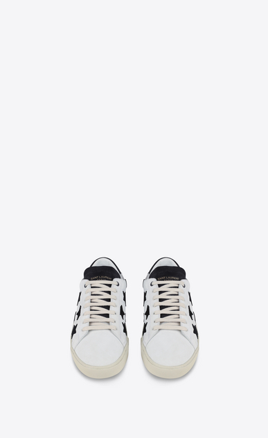 SAINT LAURENT Sneakers Man court classic sl/06 california sneaker in leather b_V4